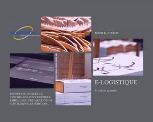 Montage photo logistique accessoires